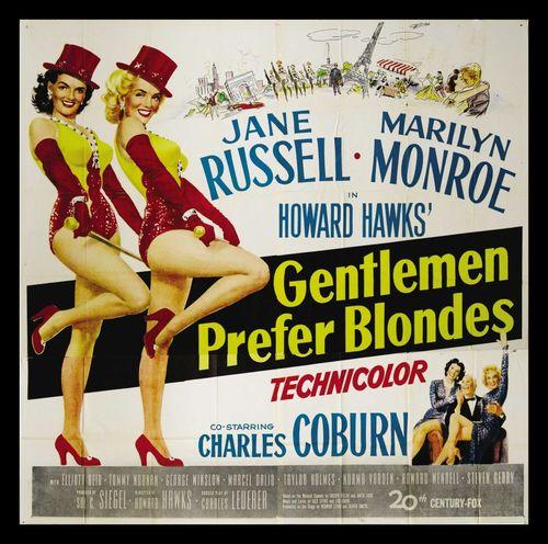 Gentlemen Prefer Blondes   Larsen On Film