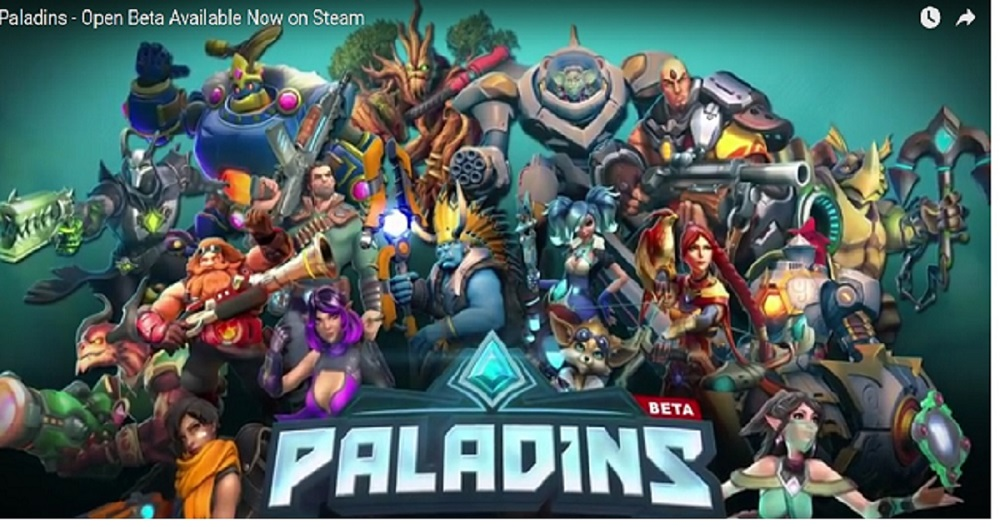 how to change paladins accont on ps4